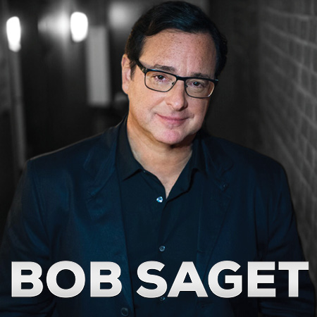 Bob Saget - Postponed to November 2, 2020
